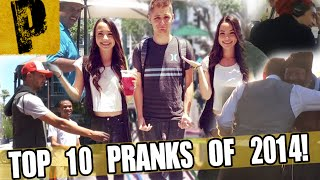Top 10 Pranks Of 2014 – Public Prank
