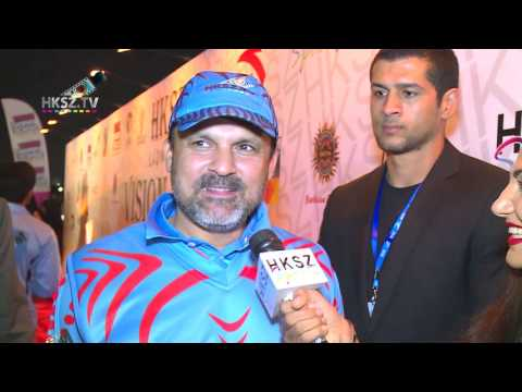 Moin Khan Celebration UAE National Sports Day with HKSZ.TV