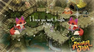 I Knew You Were Trouble- Taylor Swift- Animal Jam Version