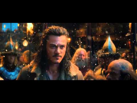 The Hobbit - The Desolation of Smaug Trailer