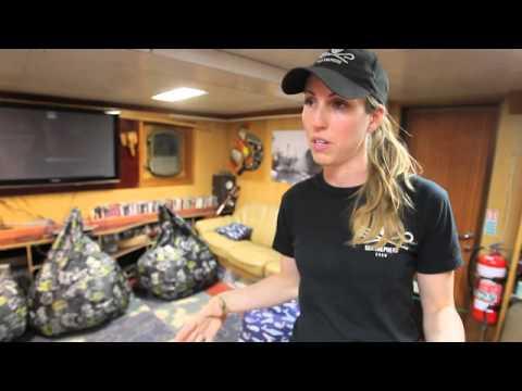 Life aboard Sea Shepherd's Bob Barker