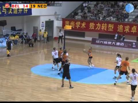 Belgium vs Netherlands - Korfball WC2011 - Final