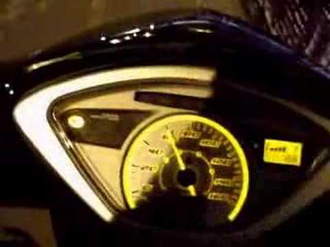 Test Honda Future Neo FI