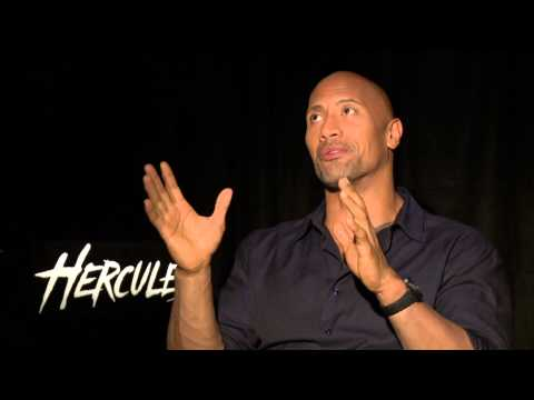 Hercules: Dwayne Johnson