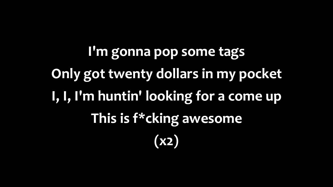 thrift shop macklemore feat wanz lyrics youtube
