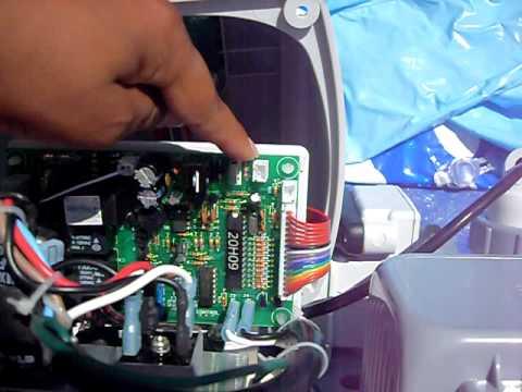 Videofan1 Intex Saltwater Generator Read Description