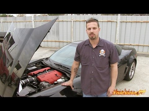 Fastlane Turbo Z06 Corvette - Test Drive