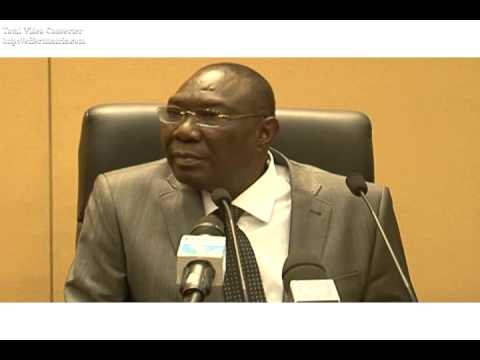 AFRIQUEMEDIA PRODUCTION ET REALISATION-MICHEL DJOTODIA  face à la Presse Panafricaine