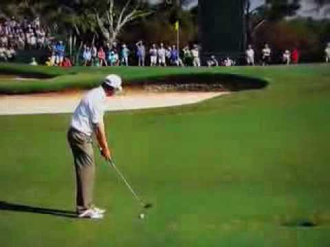 Justin Leonard - Short Wedge Shot