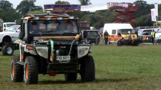 Best Sounding Land Rover 90 Defender V8 5.7 Litre 350ci