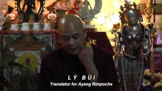 Phowa - Giới Thiệu Khóa Tu Chuyển Di Thần Thức Năm 2014 & 2015 Part 2