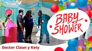 Show Baby Shower A-1 Lima Perú DOCTOR CLAUN