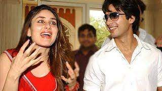 kareena kappor once again with shahid kapoor, kareena kapoor hot scenes, shahid kapoor movies