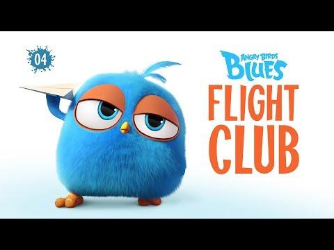 Angry Birds Blues 4 - Lietajúci klub