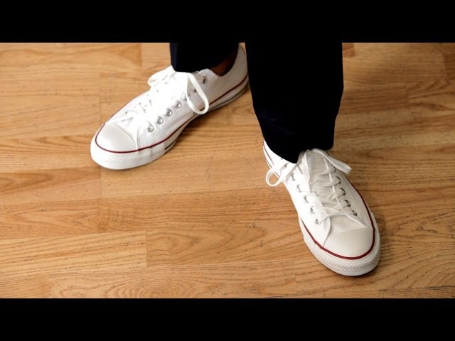 How to Match Sneakers with Suits | Men's Fashion