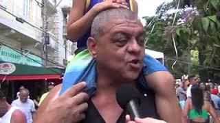 TURISMO - SerraFolia 2020 - Turista de Santos