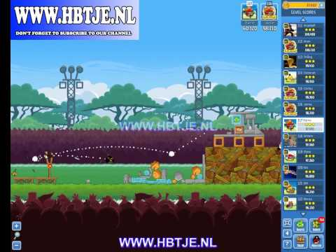 Angry Birds Friends Tournament Week 74 Level 3 high score 121k (tournament 3)