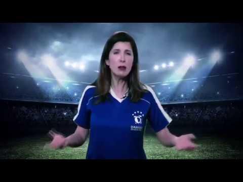 Damásio Educacional/Marília  na Copa do Mundo