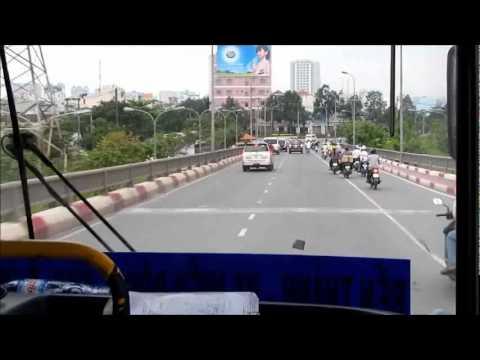 BO SUU TAP HINH ANH VIDEO TPHCM 2011 QL 13 ĐOẠN NGÃ TƯ CẦU BÌNH LỢI ĐẾN B XE MIỀN ĐÔNG  so4   3p47``