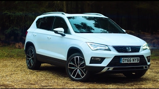 Could the SEAT Ateca be the perfect family car for you? (sponsored). Auto Express.