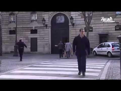 image vidéo تونسي يخبز الأرغفة الفرنسية لقصر الإليزيه كل يوم
