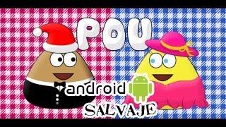 Pou Juego Android Más Descargado Gameplay Audio