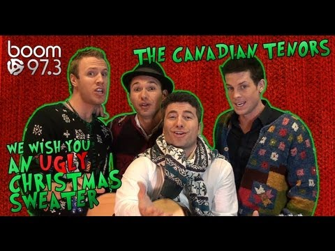 We Wish You An Ugly Christmas Sweater - feat. The Canadian Tenors