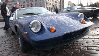 LOUD Lotus Europa Special - startup and acceleration
