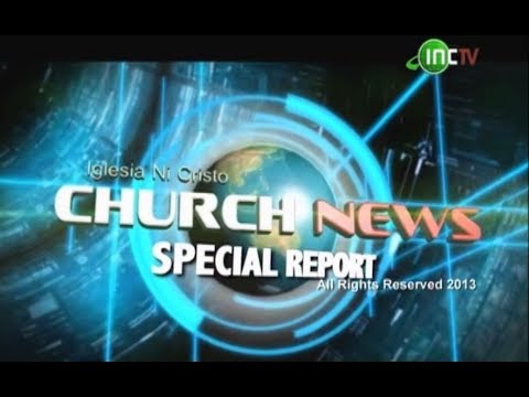 church news special report 28 12 2013