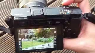 Sony A6000 AFC With Sony SEL1855
