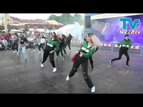 Taneční vystoupení N.C.O.D. - XXIX.Svatováclavské slavnosti Břeclav 2021
