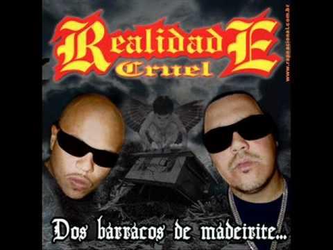 Realidade Cruel - Gangsta Do Rap
