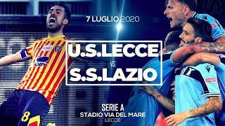 Lecce-Lazio   Il promo della gara