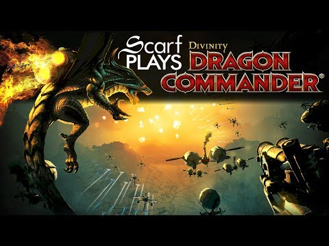 ScarfPlays Divinity: Dragon Commander - 13 For the Republic!
