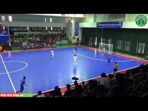 Màn trình diễn đỉnh cao của thủ môn Ngô Đình Thuận (CLB Thái Sơn Nam)