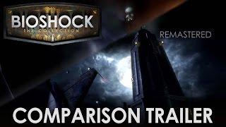 BioShock: The Collection - Eredeti vs. Felújított Összehasonlítás Trailer