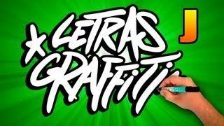 Letras De Graffiti Alphabet Styles Letter J