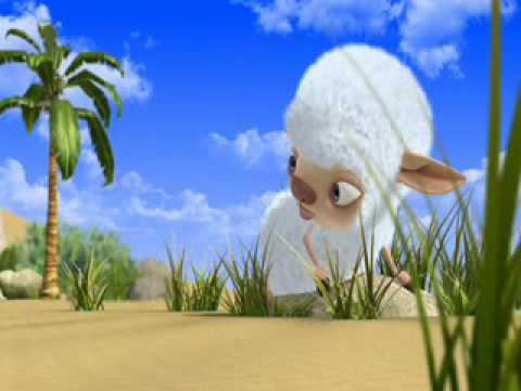 Animated Film-Sheep in the Island