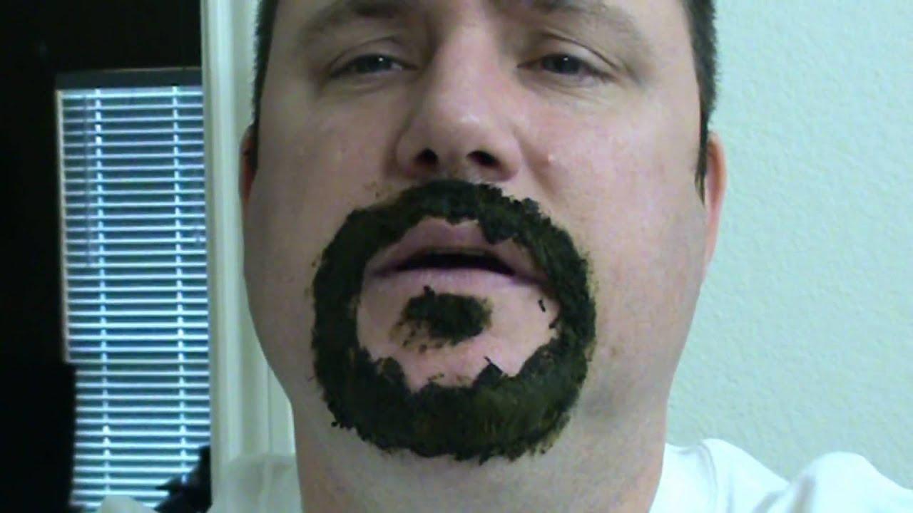 all beard dye