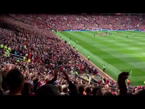 Wayne Rooney Free Kick vs Crystal Palace - Manchester United 2-0 Crystal Palace - 14/9/13