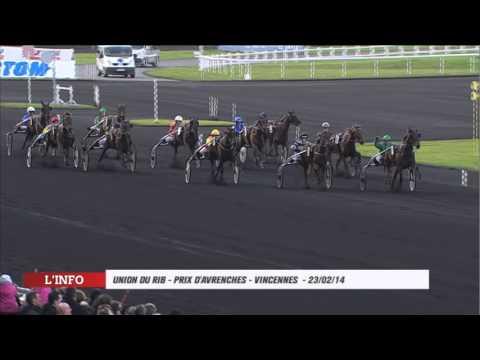 Vidéo de la course PMU PRIX D'AVENCHES (PRIX PARIS-TURF)