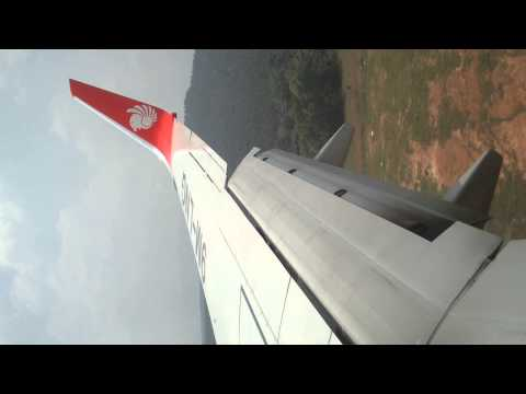 malindo air most crash with helocopter when landding !!