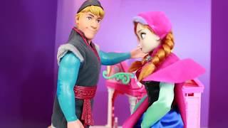 Play-Doh Frozen Elsa Hans Poison Love Spell Disney