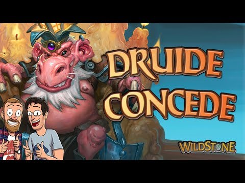 DRUIDE ROI TOGWAGGLE : LE DECK POUR FAIRE RAGEQUIT ! [Wild] [Fr] [Hearthstone]