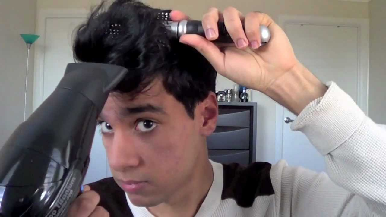 Zayn Malik Hair Tutorial 2012 73