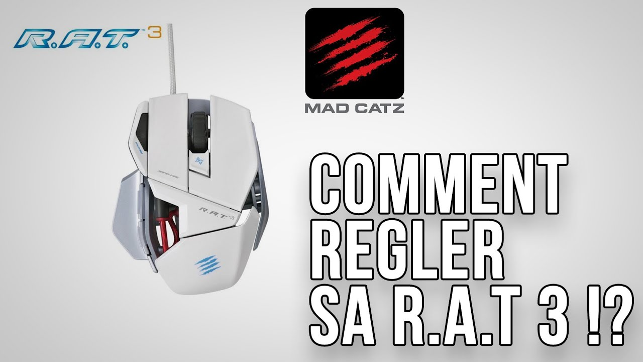 MadCatz RAT 3 Matte Black  NotZippy  Userreviews