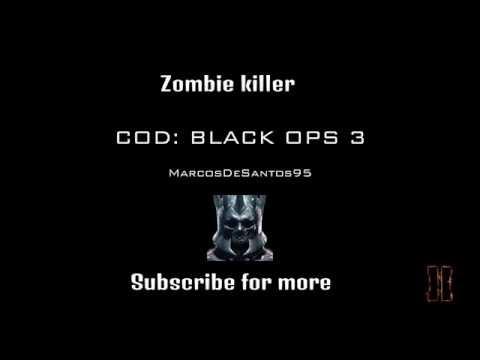 Black ops 3 Zombies - Gorod Krovi HG-40 AMAZING gameplay