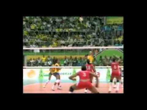 Voleibol - Atacante punta
