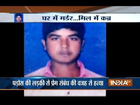 17-yr-old boy killed over love affair in Muzaffarnagar