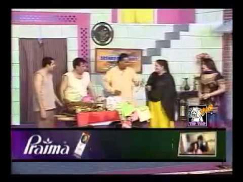 Zafri and Nasir Chinyoti Full Comedy vol.6